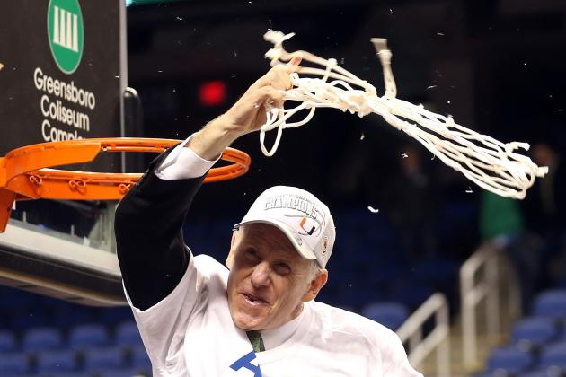 Jim Larranaga Wins Naismith Coach of the Year