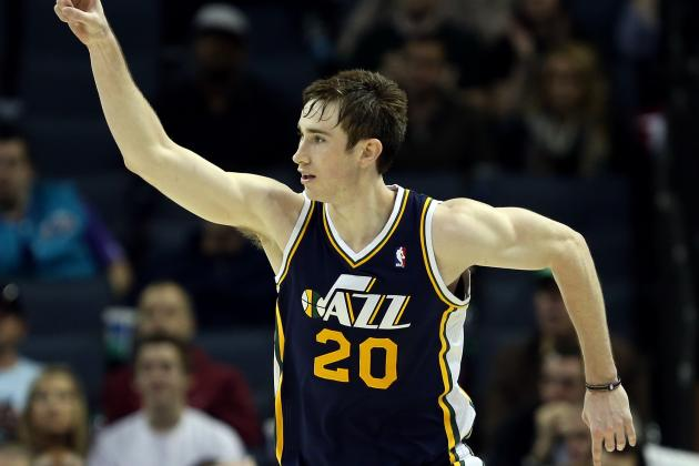 Gordon Hayward, Jazz Hope to Be Villains on the Road