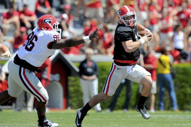What Georgia's Spring Game Means for Bulldogs' 2013 Season