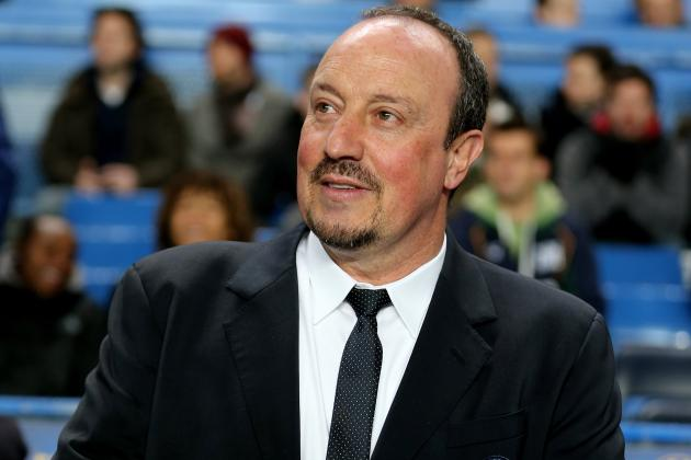 Chelsea Boss Rafa Benitez Aims Dig at Critics with Blues in Third