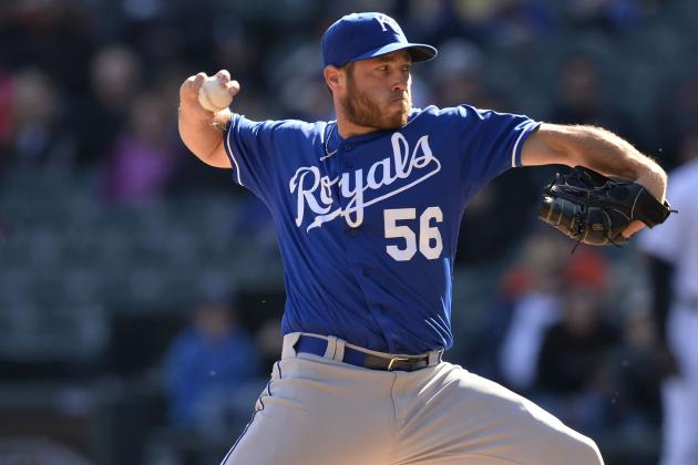 Yost Says Greg Holland Remains KC's Closer