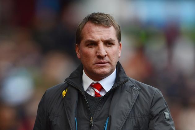Brendan Rodgers Felt Liverpool Were Unlucky Not to Beat West Ham