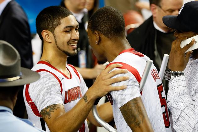 Louisville vs. Michigan: Complete Schedule Info for 2013 NCAA Title Game