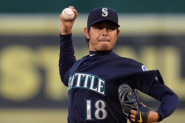 MLB Gamecast: Mariners vs White Sox