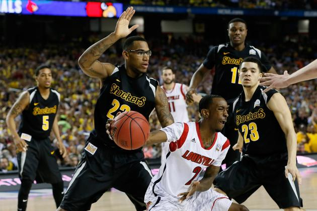 Wichita State Shows It Belongs in Final Four After Gutsy Effort