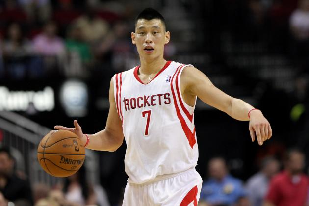 Jeremy Lin's Strong Play Makes Rockets Dangerous Foe in NBA Playoffs