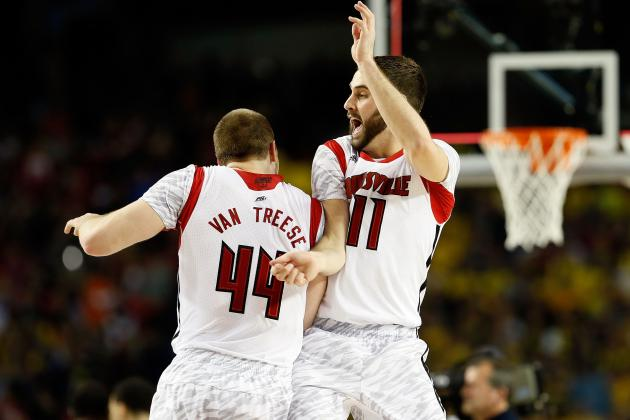 Louisville Basketball: Bench Play Will Be Deciding Factor in Championship Game