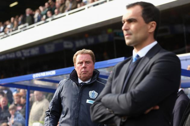 Roberto Martinez Unhappy with Wigan Performance Against QPR