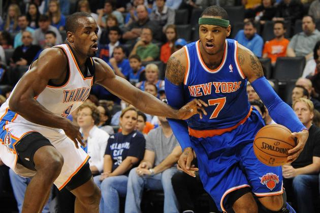 VIDEO: Carmelo Anthony with the Killer Reverse