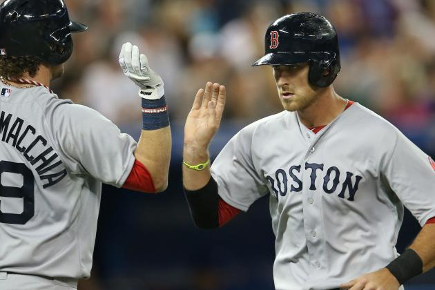 ESPN Gamecast: Red Sox vs Blue Jays