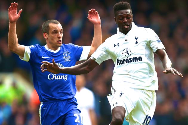 Tottenham 2-2 Everton: Toffees Dangerous on the Break but Too Narrow in Midfield