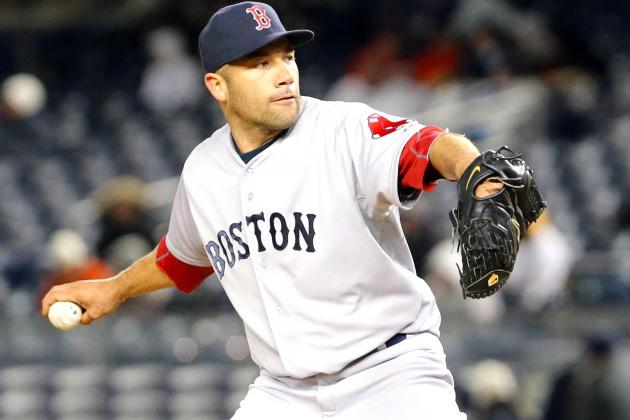 Boston Red Sox: Alfredo Aceves Is Likely Replacement for Injured John Lackey