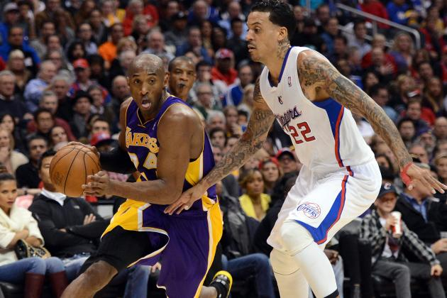 NBA Gamecast: Lakers vs. Clippers