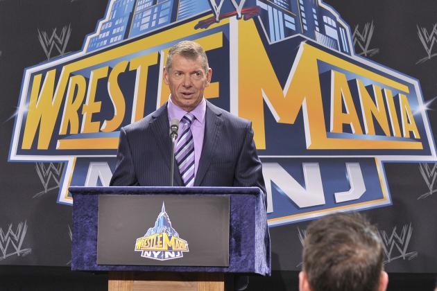 WWE WrestleMania 29 Weather Updates for Historic Event at MetLife Stadium