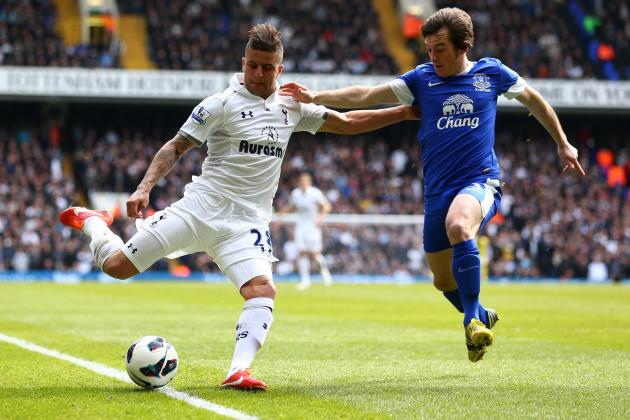 Tottenham vs. Everton: Rating Both Sets of Players