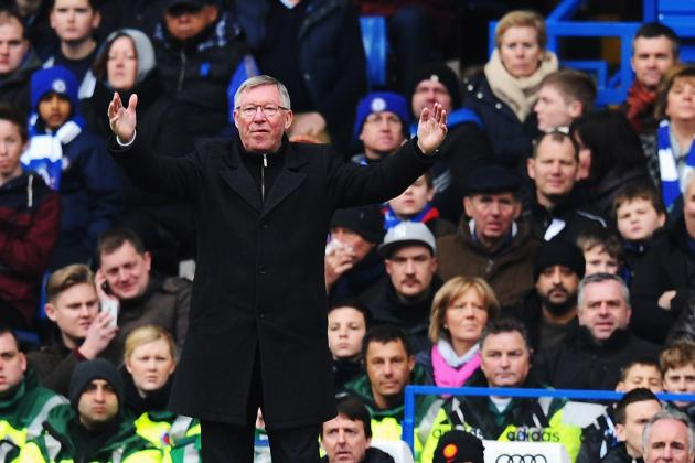 Sir Alex Ferguson Expects Manchester United to Be Title Challengers Again