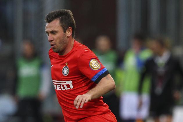 HT: Rocchi Rescues Inter