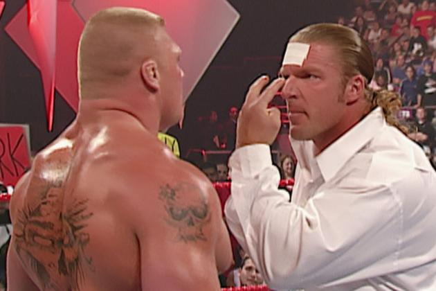 WWE WrestleMania 29: Why The Rock or Brock Lesnar Must Win Again