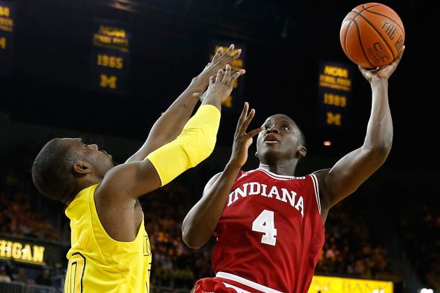 Indiana's Oladipo: 'It's Going to Be Hard to Stop' Michigan in Title Game