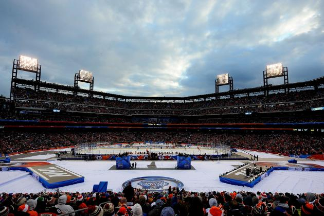NHL Reportedly Planning 2014 Kings-Ducks Outdoor Game at Dodger Stadium