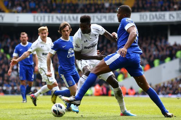 Tottenham Hotspur: Adebayor Might Yet Provide a Solution to Spurs' Striker Woes