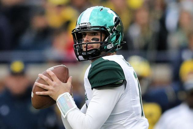 QB Andrew Maxwell Has Grown Thick Skin After Season of Criticism