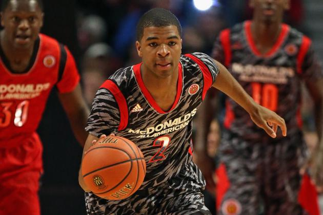 "Aaron Harrison: ""We Are Kentucky. We Don't Need Any Nicknames"""