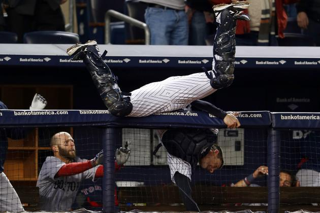 New York Yankees: Francisco Cervelli Has Impressed as Starting Catcher