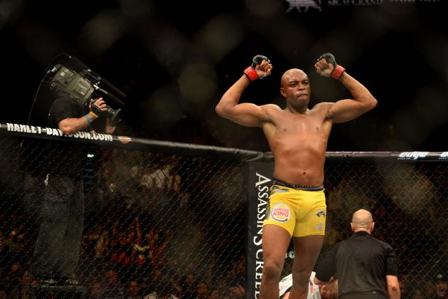 Anderson Silva: Why the Pound-for-Pound Kingpin Is Still in His Prime at 37