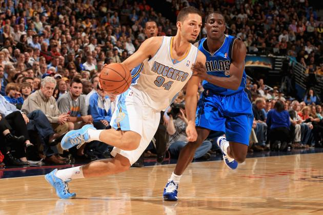 Denver Nuggets' Evan Fournier Showing Off Team's Depth with Recent Play