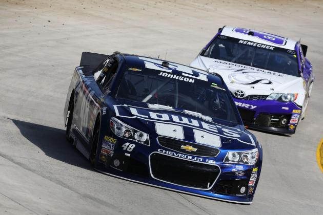 STP Gas Booster 500 2013 Results: Reaction, Leaders and Post-Race Analysis