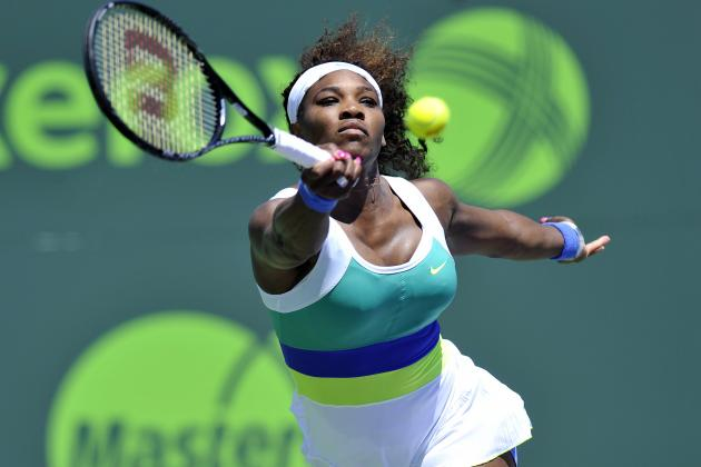 Serena Williams Beats Jelena Jankovic in Battle of the WTA Drama Queens