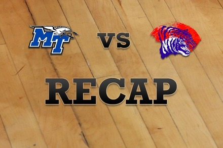 Middle Tenn State vs. Savannah State: Recap, Stats, and Box Score