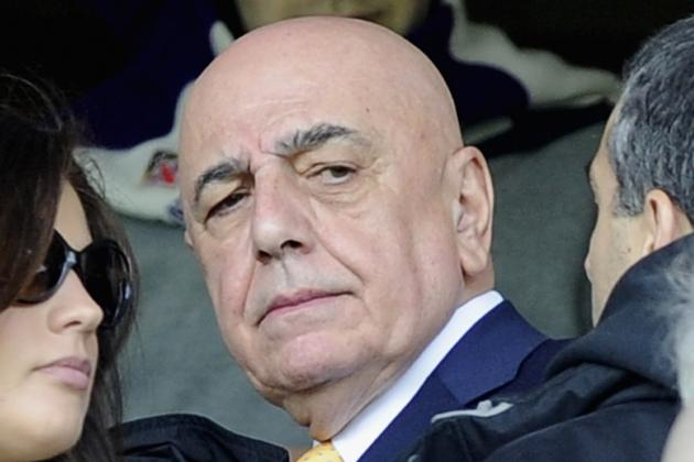 Galliani Nearly Tanged with a Child, Say Fiorentina