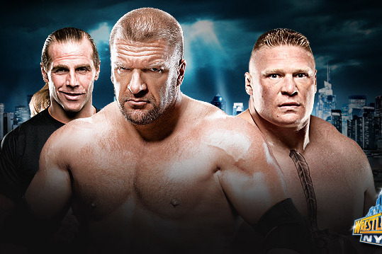 WWE WrestleMania 2013: Main Event Matches That Won't Deliver