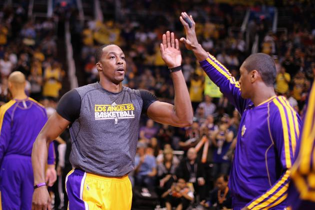 Dwight Howard's Return to L.A. Lakers Next Season Anything but Certain