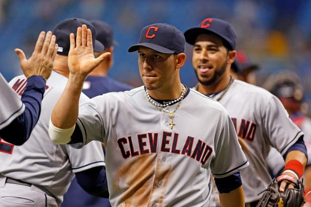 Indians Unleashed Their Deadly Offense on the Tampa Bay Rays Today
