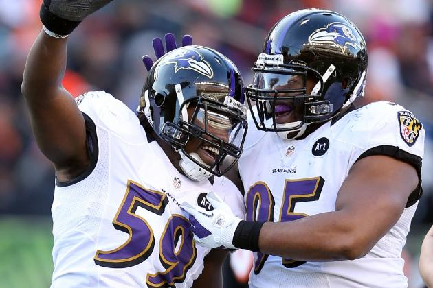 Ravens' Bryan Hall Looking Forward to Move to Linebacker