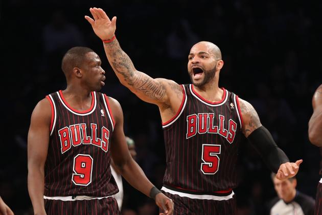 Chicago Bulls vs. Detroit Pistons: Live Score, Results and Game Highlights