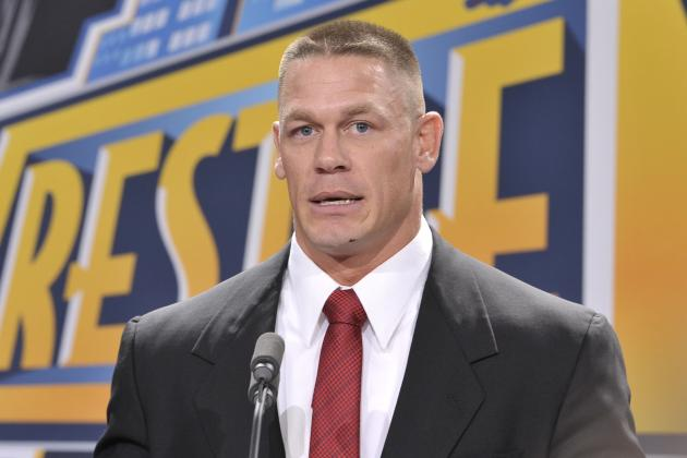 John Cena Will Find Redemption vs. the Rock at WrestleMania 29
