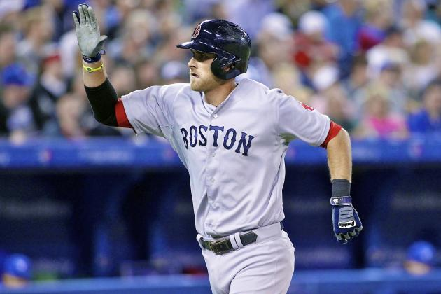 Will Middlebrooks Crushes 3 Home Runs as Red Sox Destroy Blue Jays 13-0