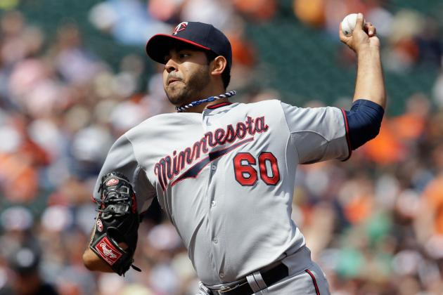 Fill-in Starter Helps Twins Win in Baltimore