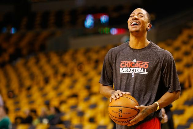 Derrick Rose Return: Chicago Bulls Star Shouldn't Come Back in Regular Season