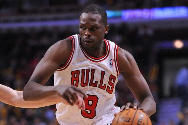 Deng out with Bruised Right Hip