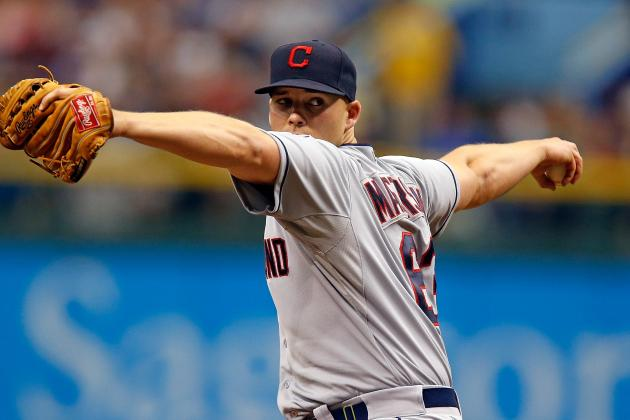Indians 13, Rays 0: Offensive Drought Ends with Five-Homer Barrage