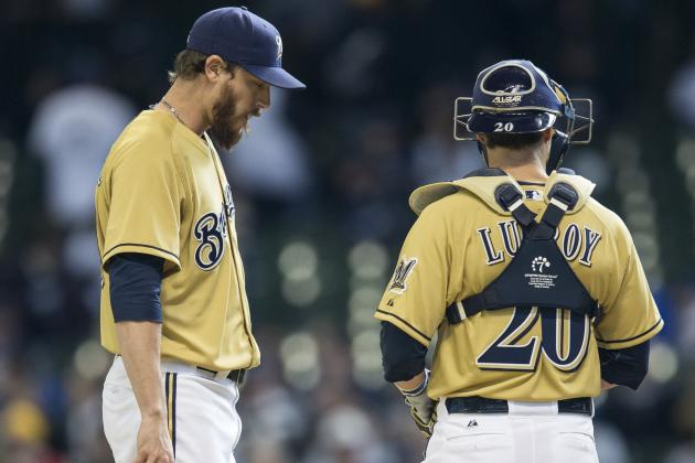 The Brewers Are One Awful Baseball Team Right Now