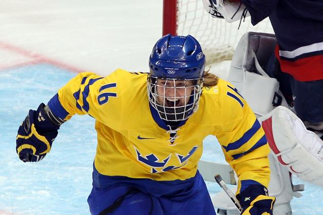 Pernilla Winberg Stands as One of the Great Ambassadors of Women's Hockey