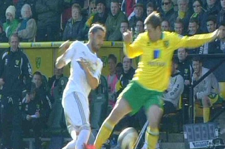 Holt's Horror Tackle on Flores to Be a Challenge That Goes Unpunished