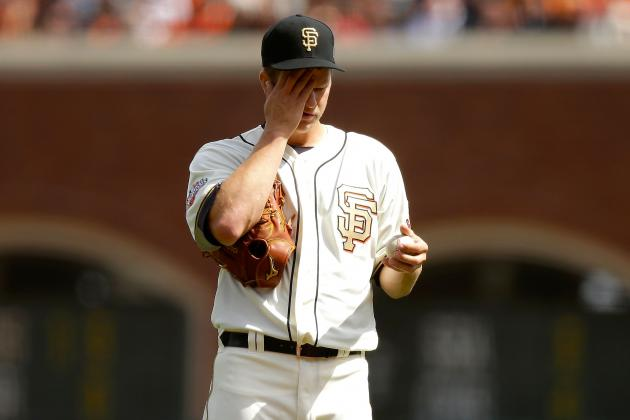 S.F. Giants vs. Cardinals: Live Score, Analysis of Cain-Wainwright Matchup