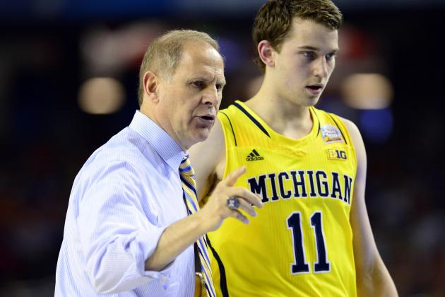 Michigan's Nik Stauskas Endured Migraine vs. Syracuse